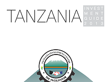 Tanzania Investments Guide Book 2013
